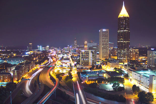 8 Fun Things to do in Atlanta | Travel City Guide | via @Just1WayTicket