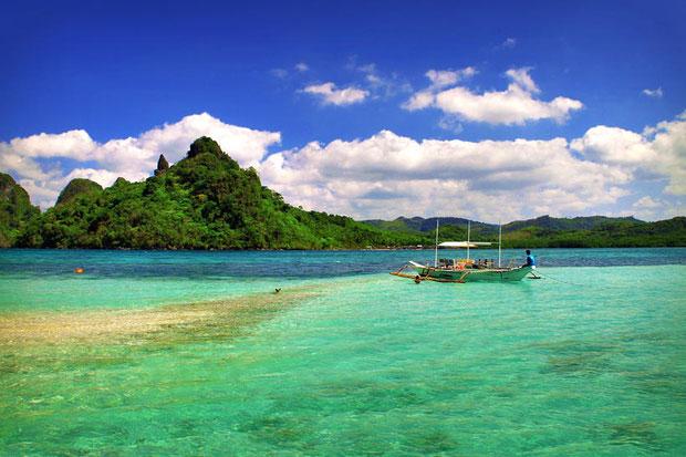Snake Island, El Nido, Palawan, Philippines © Sabrina Iovino | @Just1WayTicket