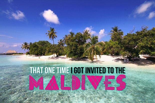 Bandos Island - That one time I got invited to the Maldives © Sabrina Iovino | via @Just1WayTicket