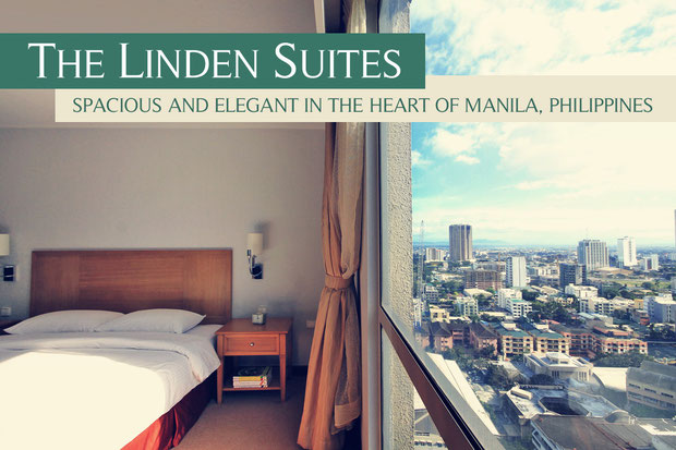 The Linden Suites - Spacious and elegant in the heart of Manila, Philippines © Sabrina Iovino | JustOneWayTicket.com