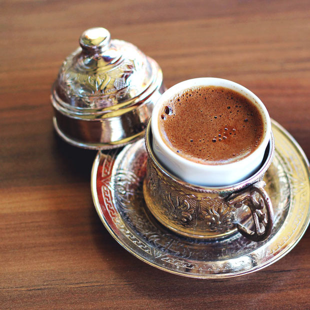 Turkish Coffee | 20 Photos That Will Make You Want To Visit Turkey! | via @Just1WayTicket