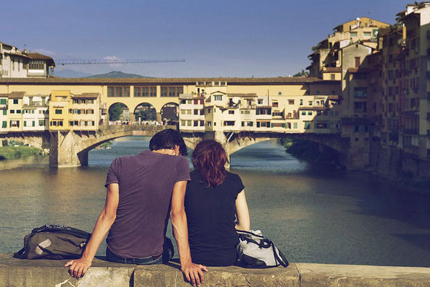 Florence  How to Travel Italy by Train - A First-Timer's Guide incl. things to do and places to stay   via @Just1WayTicket