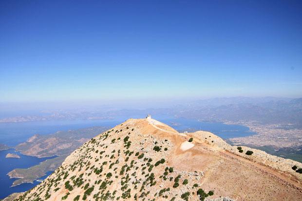 Take Off at Mount Babadag. Ölüdeniz, Turkey 2013 © Sabrina Iovino | JustOneWayTicket.com
