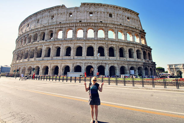 Rome | How to Travel Italy by Train - A First-Timer's Guide incl. things to do and places to stay | via @Just1WayTicket