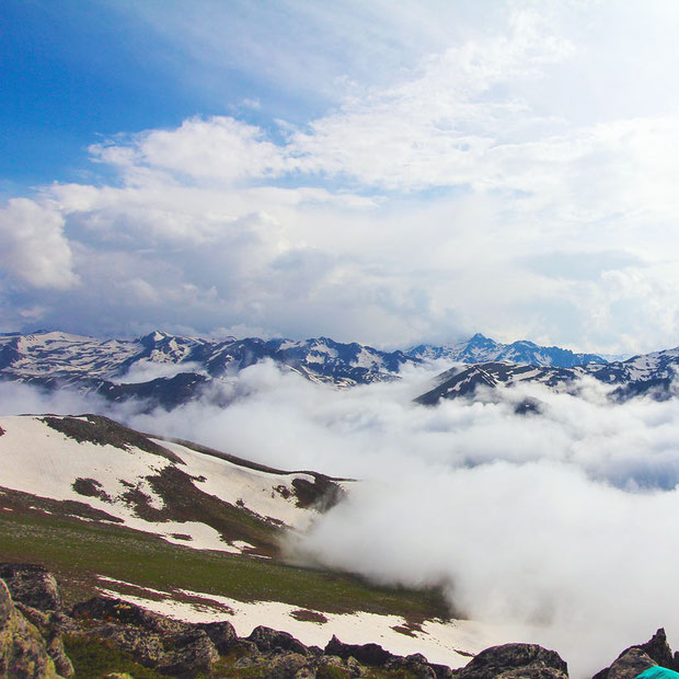 Skiing in Erzurum | 20 Photos That Will Make You Want To Visit Turkey! | via @Just1WayTicket
