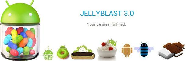 Jelly Blast  v3 Para Galaxy Y