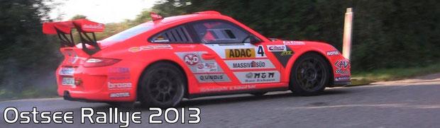 Ostsee Rallye 2013