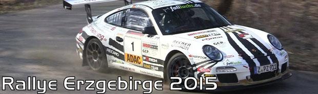 Rallye Erzgebirge 2015