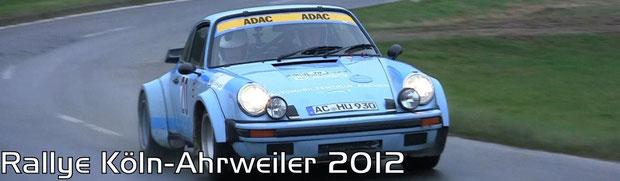 Rallye Köln-Ahrweiler 2012