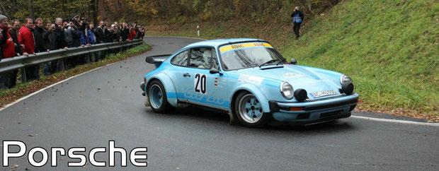 Porsche Rallysport