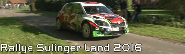 Rallye Sulinger Land 2016