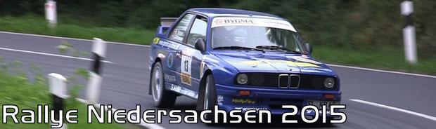 Rallye Niedersachsen 2015