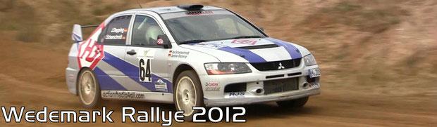 Wedemark Rallye 2012