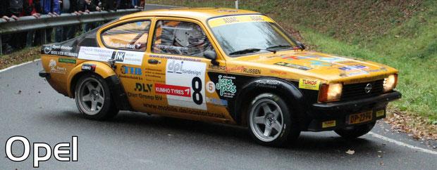 Opel Rallysport