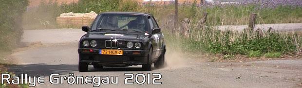 Rallye Grönegau 2012