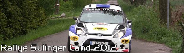 Rallye Sulinger Land 2012