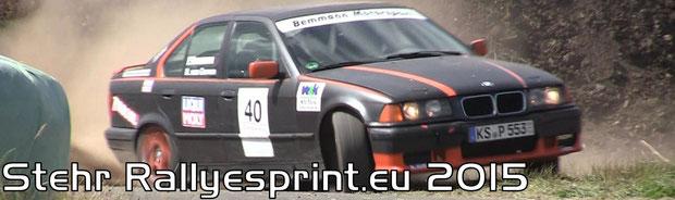 Stehr Rallyesprint.eu 2015