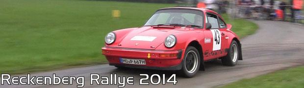 Reckenberg Rallye 2014