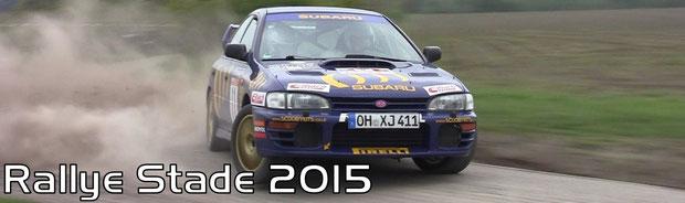 Rallye Stade 2015