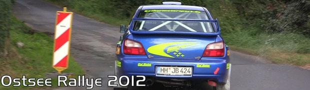 Ostsee Rallye 2012