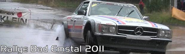 Rallye Bad Emstal 2011