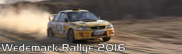 Wedemark Rallye 2016