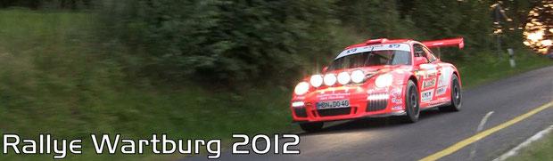 Rallye Wartburg 2012
