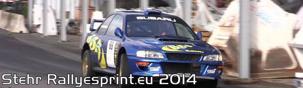 Stehr Rallyesprint 2014