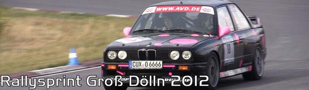 Rallysprint Groß Dölln 2012