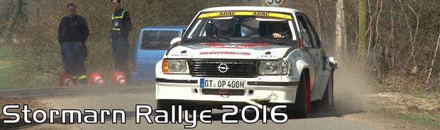 Stormarn Rallye 2016