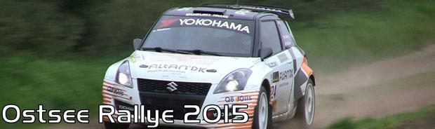 Ostsee Rallye 2015