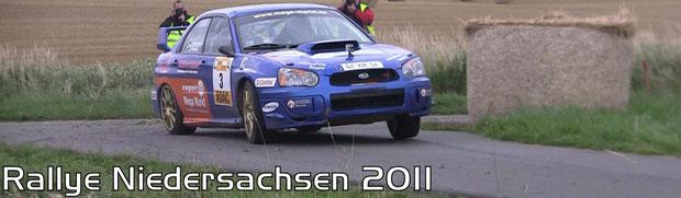 Rallye Niedersachsen 2011
