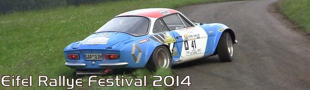 Eifel Rallye Festival 2014