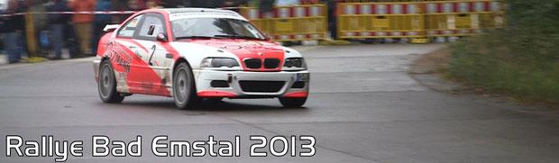 Rallye Bad Emstal 2013