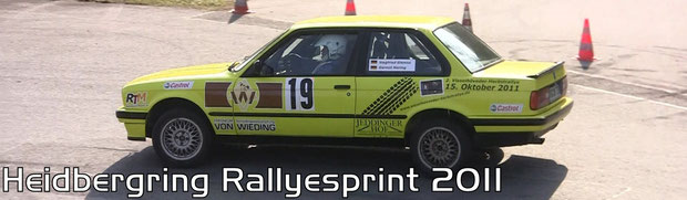 Heidbergring Rallyesprint 2011