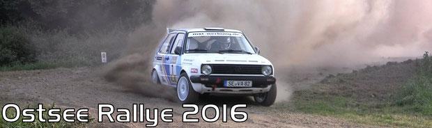 Ostsee Rallye 2016