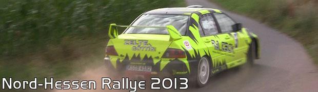Nord-Hessen Rallye 2013