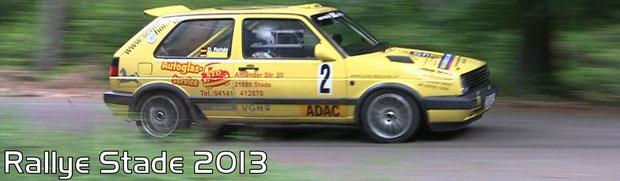 Rallye Stade 2013