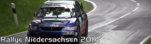 Rallye Niedersachsen 2014