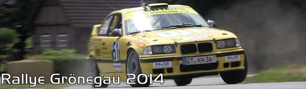 Rallye Grönegau 2014