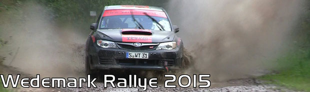 Wedemark Rallye 2015