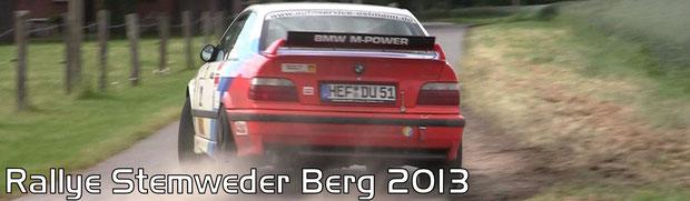 Rallye Stemweder Berg 2013