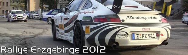 Rallye Erzgebirge 2012