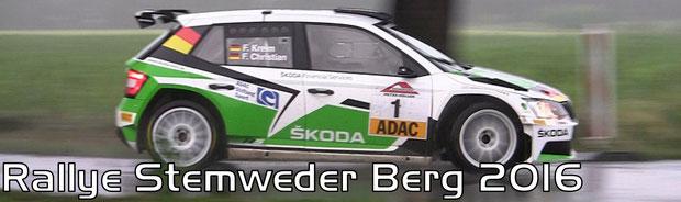 Rallye Stemweder Berg 2016