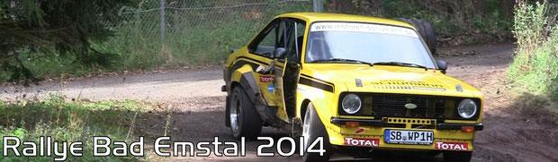 Rallye Bad Emstal 2014