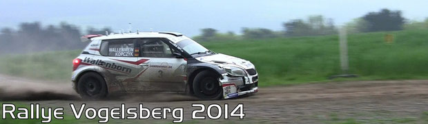 Hessen Rallye Vogelsberg 2014