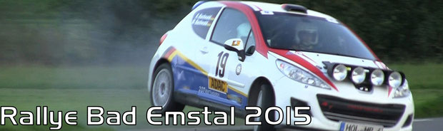 Rallye Bad Emstal 2015