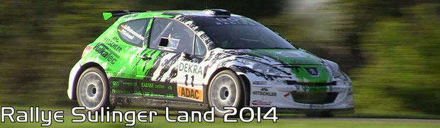Rallye Sulinger Land 2014
