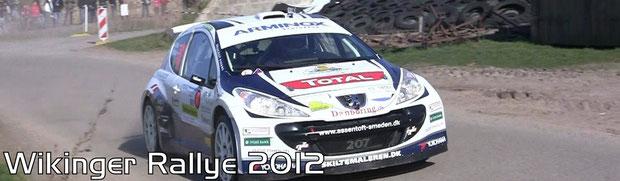 Wikinger Rallye 2012