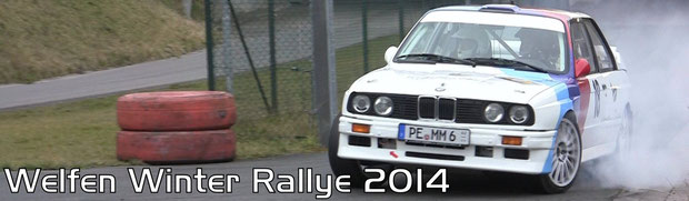 Welfen Winter Rallye 2014